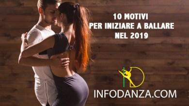 Photo of 10 Ragioni per cui dovresti iniziare un corso di danza nel 2019