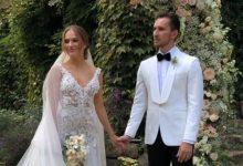 Photo of Mirco Risi e Svetlana Borisova novelli sposi a Roma
