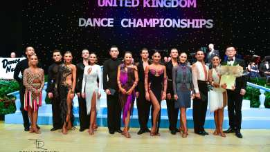 Photo of L'Italia vince UK Dance Championships