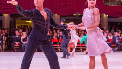 Photo of Professional Latin a Blackpool 2012-2019 memories