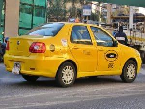 tarifas taxis y remis cordoba