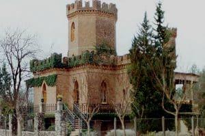 Castillo San Possidonio en Villa Allende.