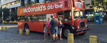 Bus turistico - City Tour Cordoba