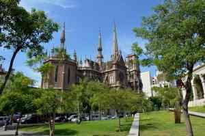Iglesia Nueva Cordoba Capuchinos