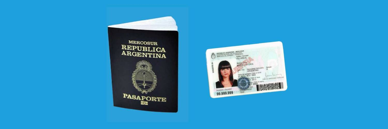 Pasaporte Express y Nuevo DNI en Córdoba