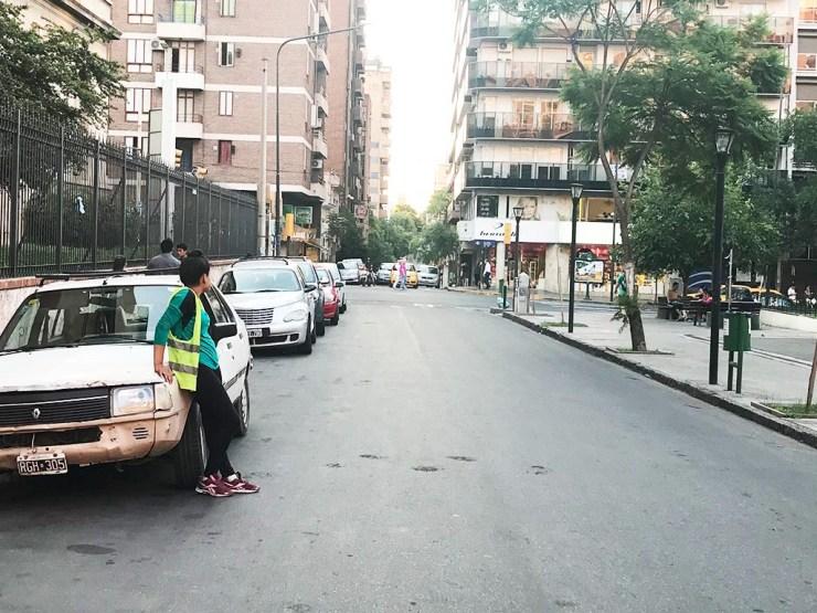 Como denunciar Naranjitas en Córdoba