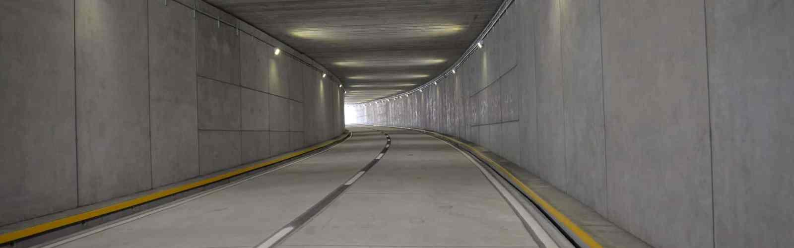 Tunel de Plaza España
