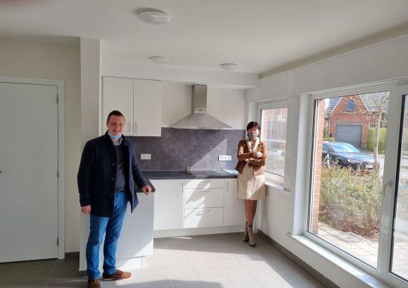 Deerlijk investeert in renovatie bejaardenwoningen