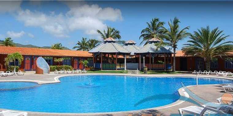 Flamenco Hotel Villas  Beach Club  Oferta  Todo Incluido  Margarita