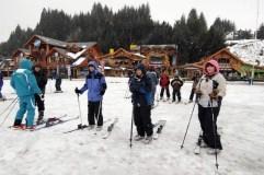 El feriado refuerza el movimiento turístico de Bariloche