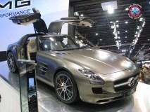 Salon del Automovil: Audi y Mercedes Benz se lucieron con sus modelos