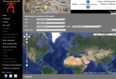 Arqueotur – Turismo arqueológico en Google Maps