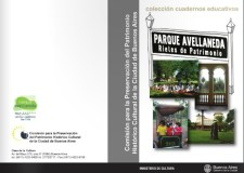Parque Avellaneda Rieles de Patrimonio