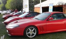 El Cavallino Rampante en Autoclásica 2013