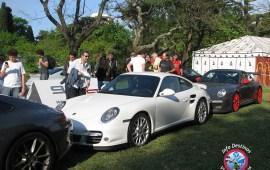 Porsche Club Argentina en Autoclásica 2013