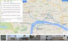 Google actualiza Maps e incluye buscar múltiples destinos, hoteles o restaurantes