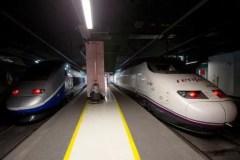 España abandona la autarquía ferroviaria
