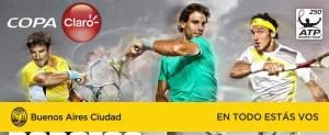 Por los porotos Copa Claro ATP Buenos Aires 2014