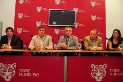 Tigre presentó su nuevo plan de turismo 2014