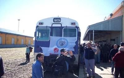 23° Tren Solidario destino Trenque Launquen