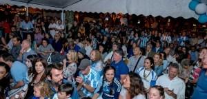 Argentina celebra el 9 de Julio en Italia