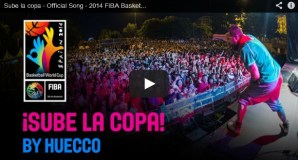 Canción Oficial Basketball World Cup Spain 2014