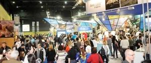 Mañana comienza la Feria Internacional de Turismo de América Latina en la Rural