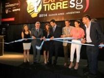 Se inauguro la cuarta edicion de Expo Tigre
