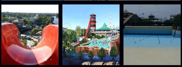 Se abre Aquafan el Nuevo Parque Aquatico de Tigre