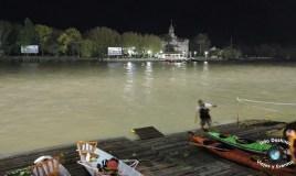 Se disputo una nueva regata nocturna en Tigre