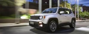 Jeep® presentará el nuevo modelo Renegade en el Salón del Automóvil