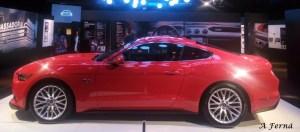 Ford Presento el nuevo Mustang en Argentina
