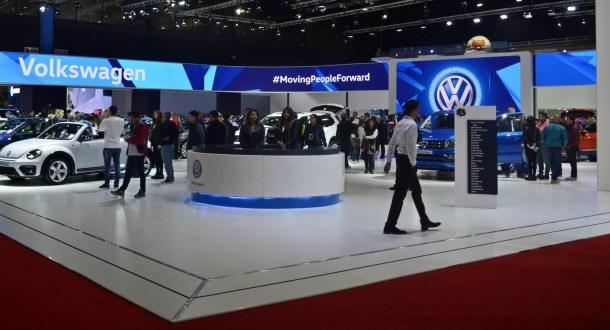 Volkswagen marca destacada del Salón de Buenos Aires 2017
