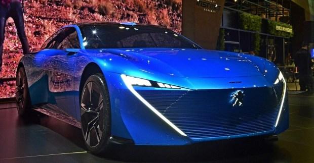 Peugeot celebra 60 años en argentina y anticipa el futuro de la marca en la 8va edición del Salón Internacional del Automóvil
