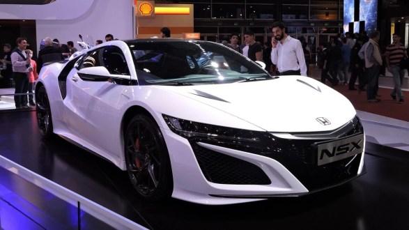 Honda destacada marca presente en el 8° Salón del Automovil de Bs As