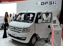 Dfsk se presenta en el 8º Salón Internacional del Automóvil