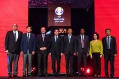 Desvelado el reloj de la cuenta atrás de Tissot para celebrar un año para la Copa del Mundo FIBA 2019