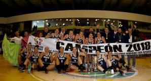 Argentina celebró histórico título del Sudamericano Femenino 2018