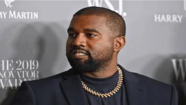 Kanye West chora ao fazer discurso antiaborto e lançar candidatura à Presidências dos EUA