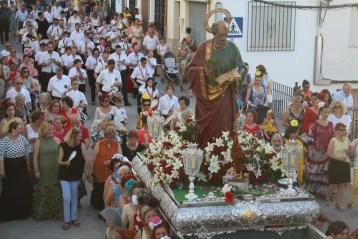 Procesión de San Pedro Apóstol Nueva Carteya 2019