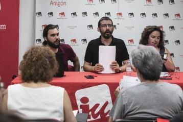 Según ha reportado la coordinadora de Izquierda Unida Aragón en el texto conjunto con PSOE se ha conseguido llegar a un total de 51 medidas.