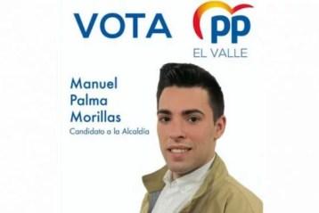 El teniente alcalde del municipio granadino de El Valle, Manuel Palma Morillas, ha presentado su dimisión tras ser detenido por haber cultivado presuntamente marihuana con fines distributivos.