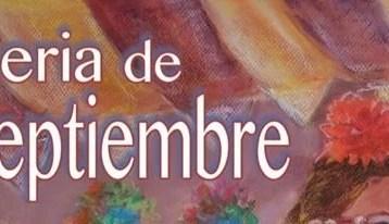 cartel Feria Septiembre Nueva Carteya 2019