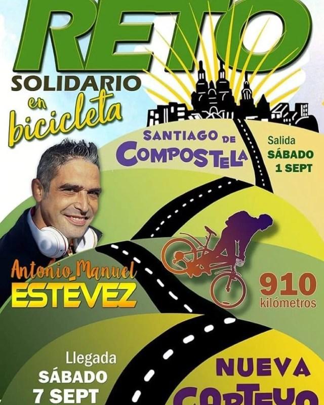 El reto solidario a beneficio de la asociación La Decisión de Nueva Carteya será el próximo 28 de agosto en el Parque Público Plácido Fernández Viagas
