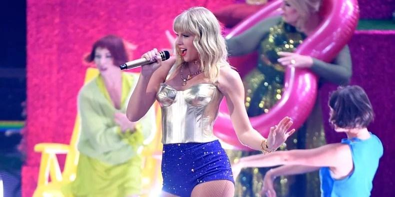 Ayer el Prudential Center de Newark de Nueva Jersey acogió los MTV Video Music Awards 2019, en una gala protagonizada por Taylor Swift.