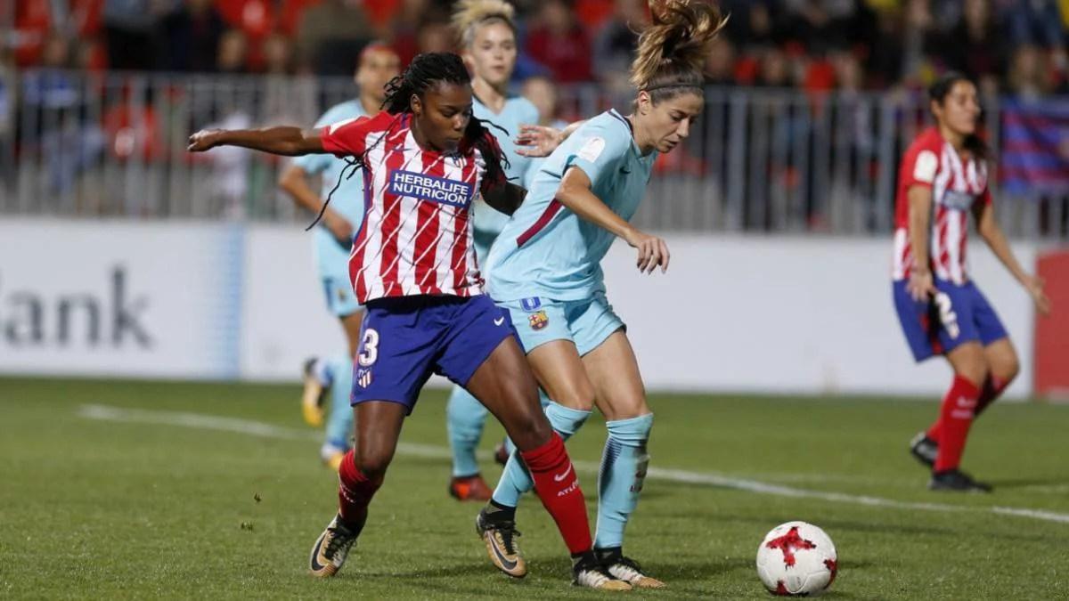 La RFEF ha dado a conocer esta mañana en Las Rozas las novedades de la Primera División Femenina de Fútbol, que pasará a llamarse Primera Iberdrola