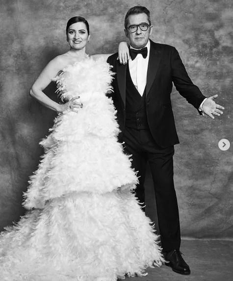mejores vestidas durante la gala de los Premios Goya 2020