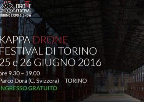 Kappa Drone Festival di Torino