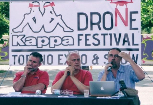 Conferenza Kappa Drone Festival