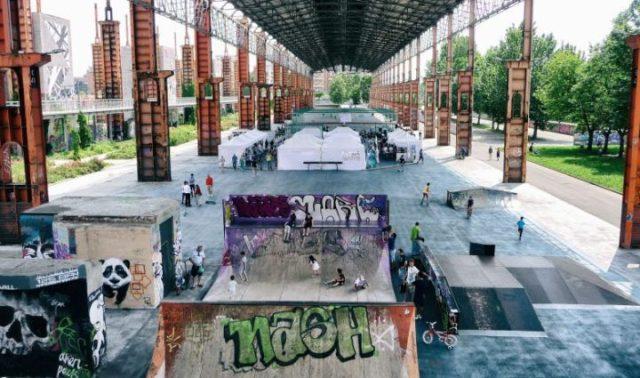 Kappa Drone Festival Torino-Parco Dora-Turin